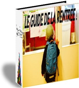 GUIDE RENTREE DES CLASSES